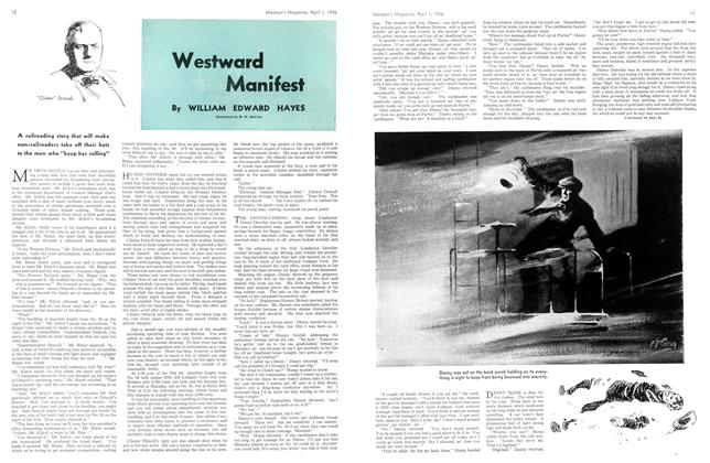 Article Preview: Westward Manifest, April 1st, 1936 1936 | Maclean's