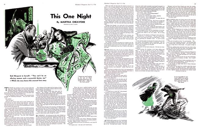 Article Preview: This One Night, April 1936 | Maclean's