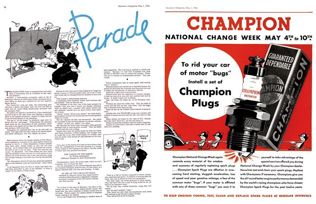 Article Preview: Paracle, May 1st, 1936 1936 | Maclean's