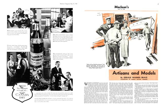 Article Preview: Artisans and Models, May 1936 | Maclean's