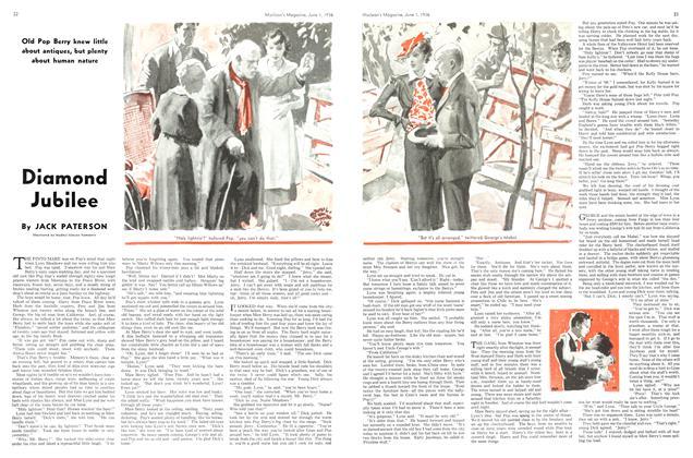 Article Preview: Diamond Jubilee, June 1st, 1936 1936 | Maclean's