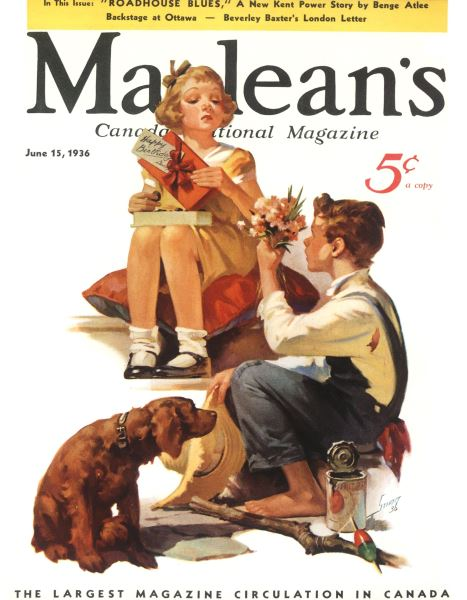 Issue: - June 1936 | Maclean's