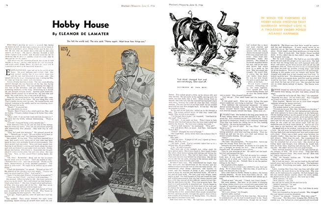 Article Preview: Hobby House, June 1936 | Maclean's