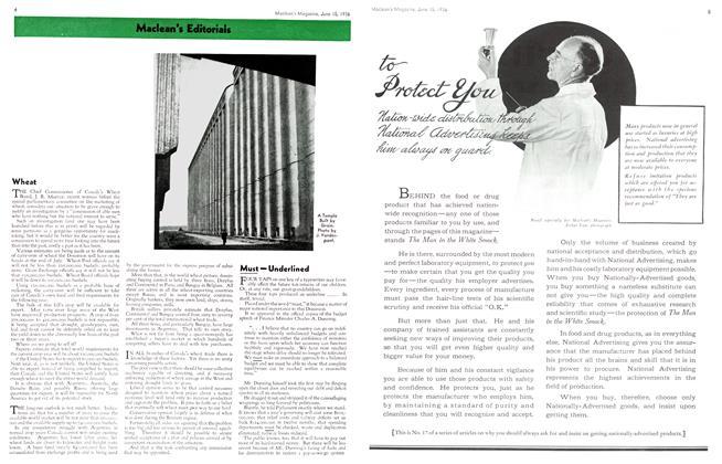 Article Preview: Maclean's Editorials, June 1936 | Maclean's