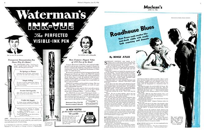 Article Preview: Roadhouse Blues, June 1936 | Maclean's