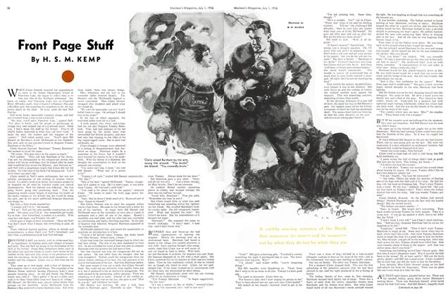 Article Preview: Front Page Stuff, July 1st, 1936 1936 | Maclean's
