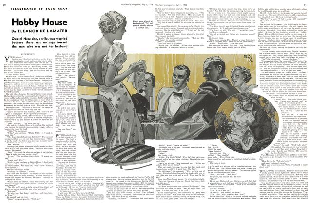 Article Preview: Hobby House, July 1st, 1936 1936 | Maclean's