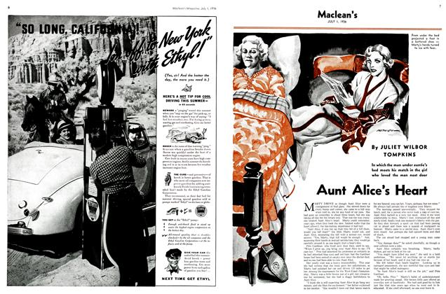 Article Preview: Aunt Alice's Heart, July 1st, 1936 1936 | Maclean's