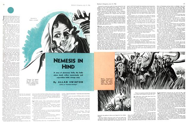 Article Preview: NEMESIS IN HIND, July 1936 | Maclean's