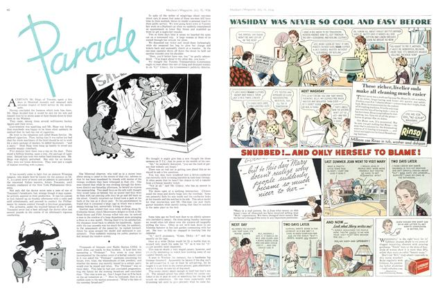 Article Preview: Parade, July 1936 | Maclean's