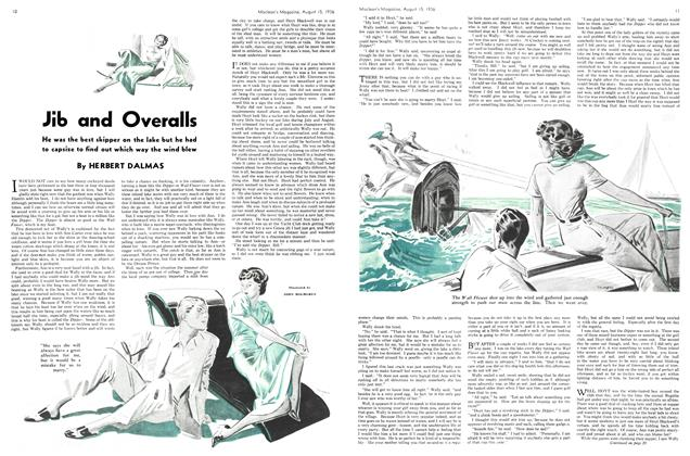 Article Preview: Jib and Overalls, August 1936 | Maclean's
