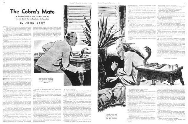 Article Preview: The Cobra's Mate, September 1st, 1936 1936 | Maclean's