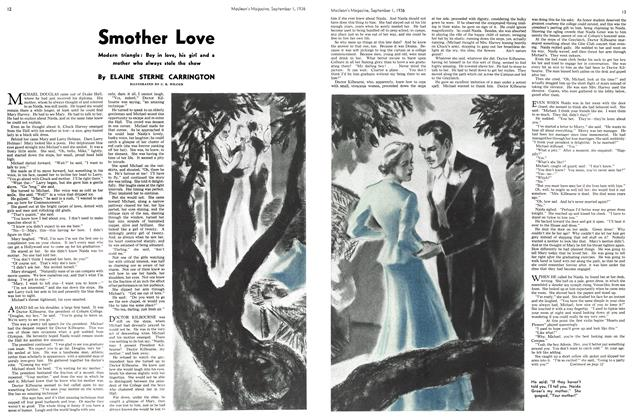 Article Preview: Smother Love, September 1st, 1936 1936 | Maclean's