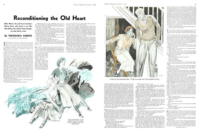Article Preview: Reconditioning the Old Heart, October 1936 | Maclean's