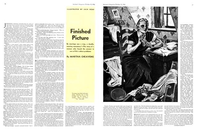 Article Preview: Finished Picture, October 1936 | Maclean's