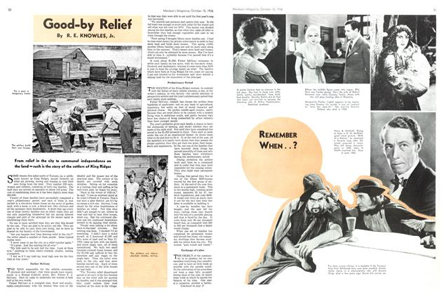 Article Preview: Good-by Relief, October 1936 | Maclean's