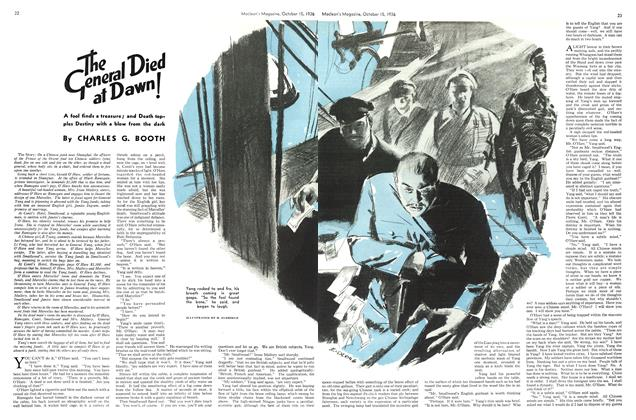 Article Preview: The General Died at Dawn!, October 1936 | Maclean's