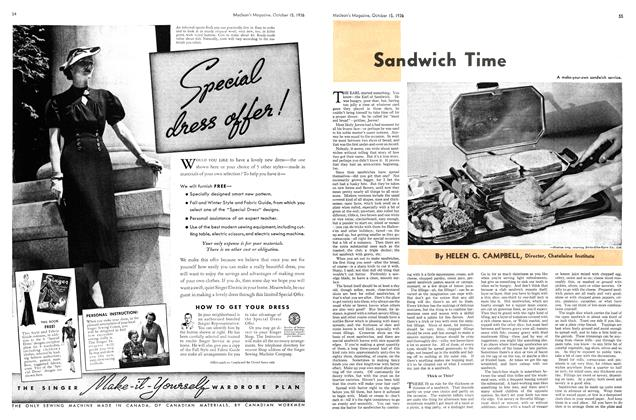 Article Preview: Sandwich Time, October 1936 | Maclean's