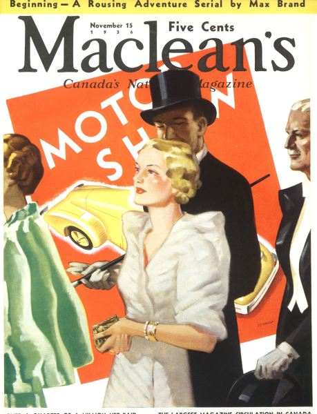 Issue: - November 1936 | Maclean's