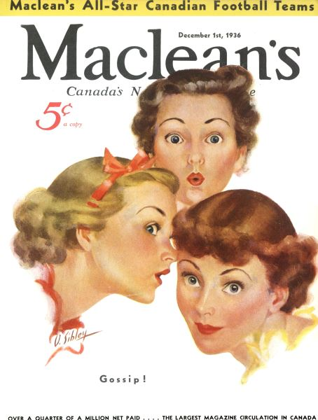 Issue: - December 1936 | Maclean's