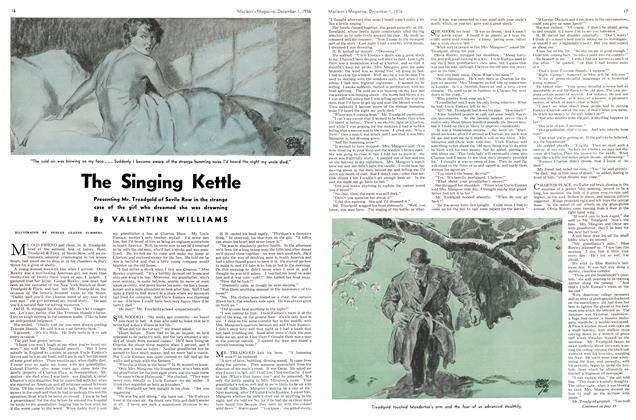 Article Preview: The Singing Kettle, December 1936 | Maclean's