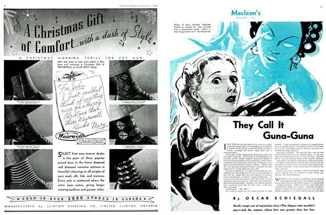 Article Preview: They Call It Guna-Guna, December 1936   Maclean's