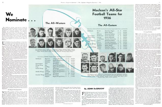 Article Preview: The All-Eastern, December 1936 | Maclean's
