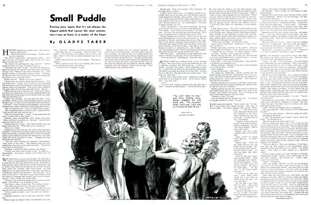 Article Preview: Small Puddle, December 1936 | Maclean's