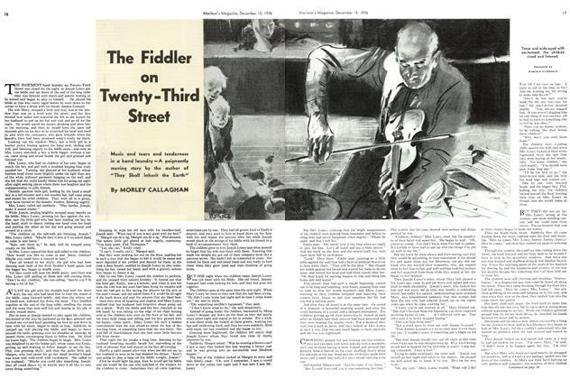 Article Preview: The Fiddler on Twenty-Third Street, December 1936 | Maclean's