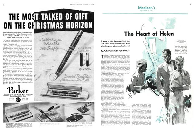 Article Preview: The Heart of Helen, December 1936 | Maclean's