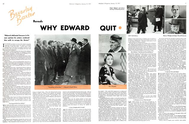 Article Preview: WHY EDWARD, January 1937 | Maclean's