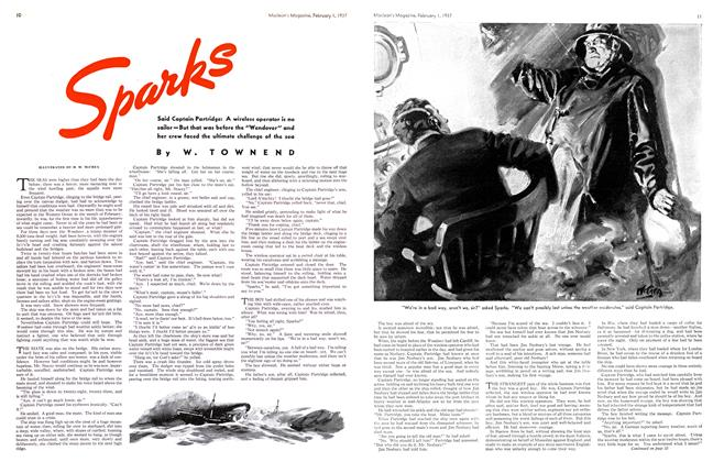 Article Preview: Sparks, February 1st 1937 1937 | Maclean's