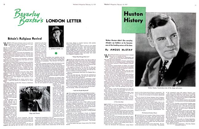 Article Preview: huston History, February 1937 | Maclean's