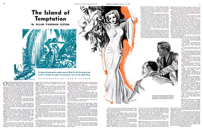 Article Preview: The Island of Temptation, February 1937 | Maclean's