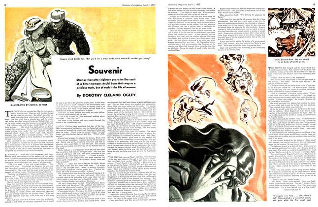 Article Preview: Souvenir, April 1st 1937 1937 | Maclean's