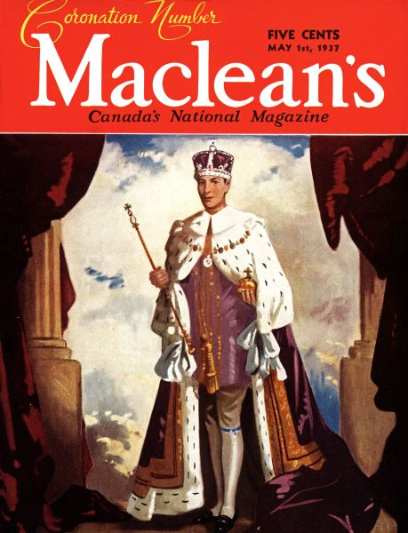 Issue: - MAY 1st, 1937 | Maclean's
