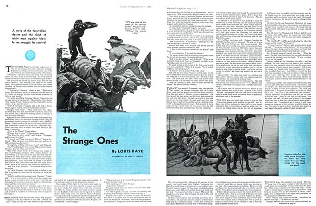 Article Preview: The Strange, MAY 1st, 1937 1937 | Maclean's