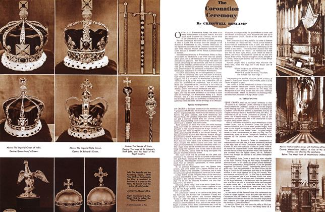 Article Preview: The Coronation Ceremony, MAY 1st, 1937 1937 | Maclean's