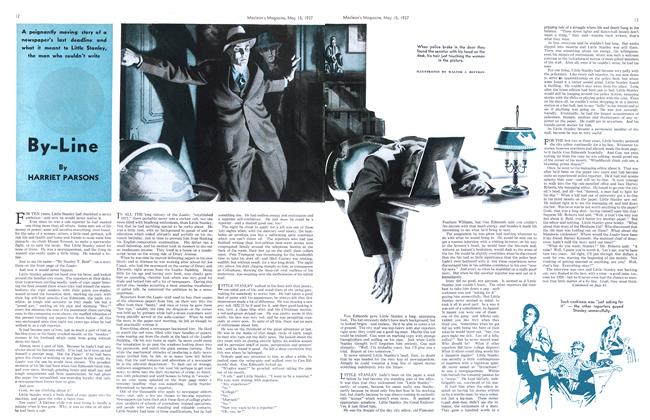 Article Preview: By-Line, May 1937 | Maclean's