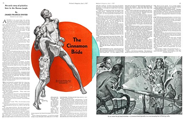 Article Preview: The Cinnamon Bride, JUNE 1st, 1937 1937 | Maclean's