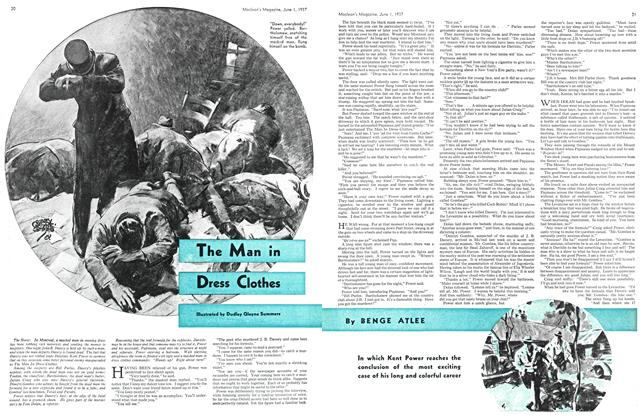 Article Preview: The Man in Dress Clothes, JUNE 1st, 1937 1937 | Maclean's