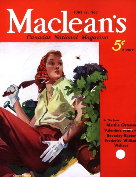 Issue: - June 1937 | Maclean's