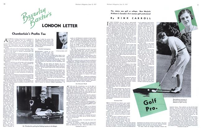 Article Preview: Golf Pro., June 1937 | Maclean's
