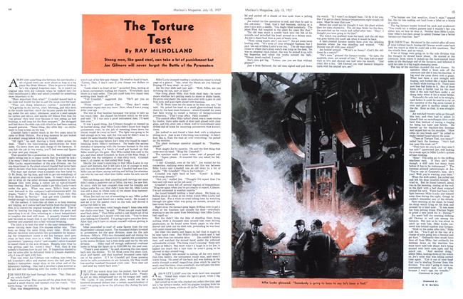 Article Preview: The Torture Test, JULY 15th, 1937 1937 | Maclean's