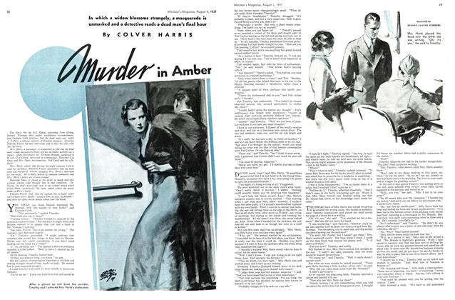 Article Preview: murder in Amber, AUGUST 1st, 1937 1937 | Maclean's
