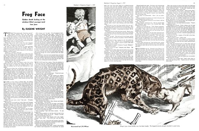 Article Preview: Frog Face, AUGUST 1st, 1937 1937 | Maclean's