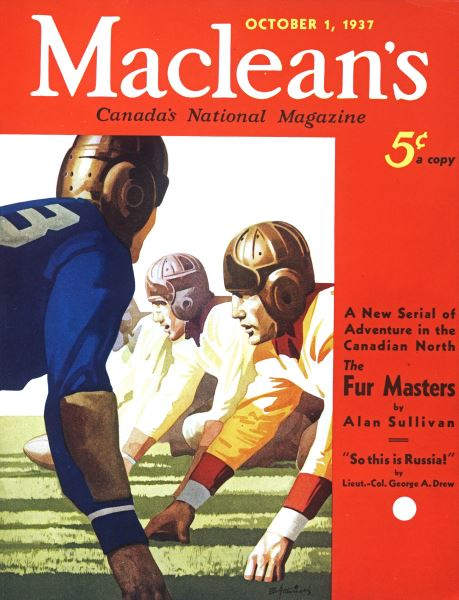 Issue: - October 1937 | Maclean's