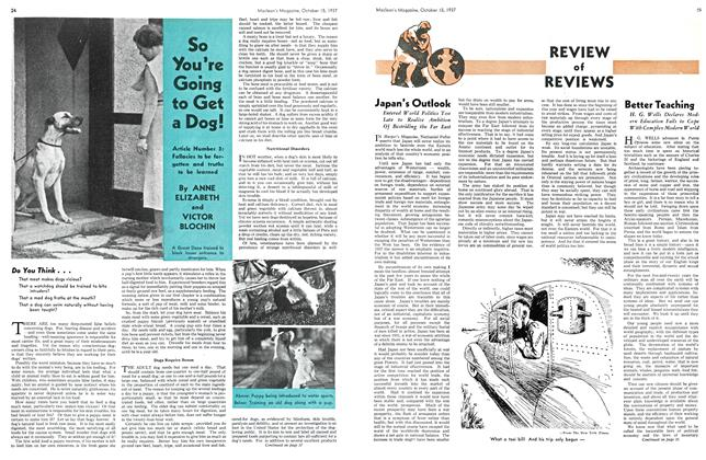 Article Preview: Better Teaching, October 1937 | Maclean's
