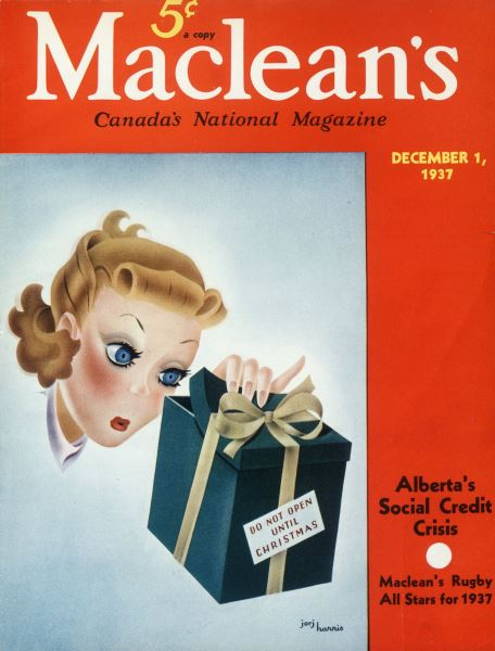 Issue: - December 1937 | Maclean's