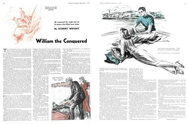 Article Preview: William the Conquered, December 1937 | Maclean's
